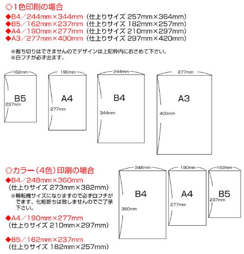 印刷可能サイズ