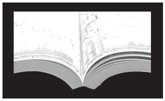 無線綴じ冊子